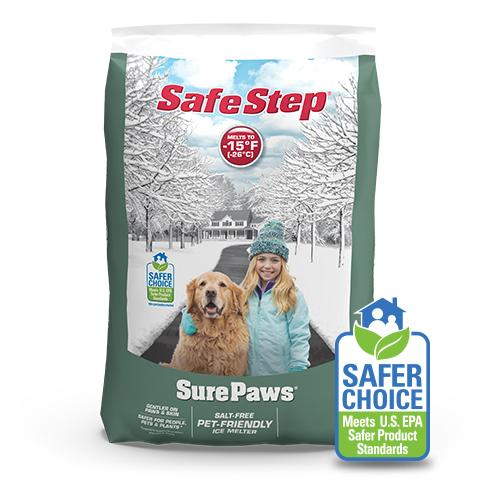 Safe Step Sure Paws
